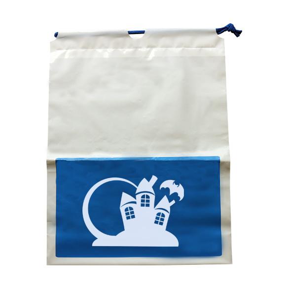 巾着タイプポリ袋-写真