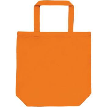 トートバッグ(M)のオレンジ