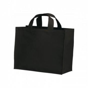 ポリカジュアルバッグ(S)のブラック