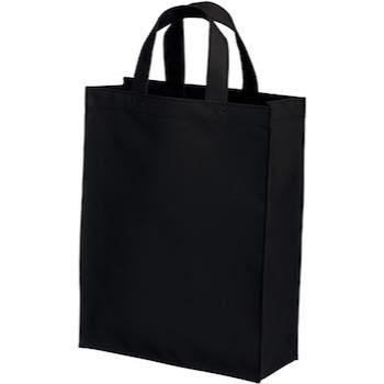 ポリカジュアルバッグ(M)のブラック