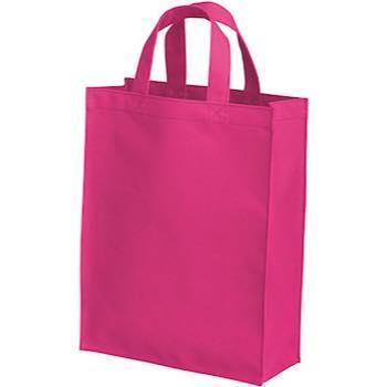ポリカジュアルバッグ(M)のホットピンク