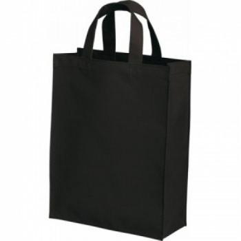 ポリカジュアルバッグ(L)のブラック