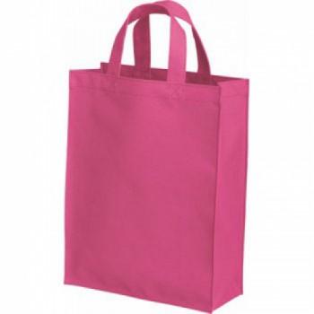 ポリカジュアルバッグ(L)のホットピンク