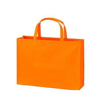 ベーシックトート100 A4横のオレンジ