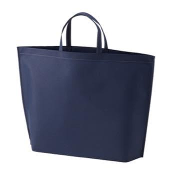 シンプル不織布トートバッグ  大