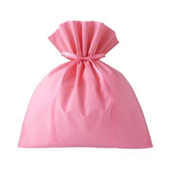 ギフトバックLLのピンク