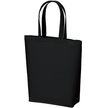 コットンバッグ(M)のブラック