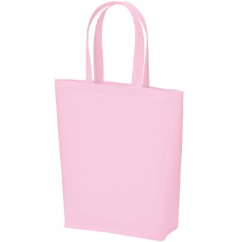 コットンバッグ(M)のピンク