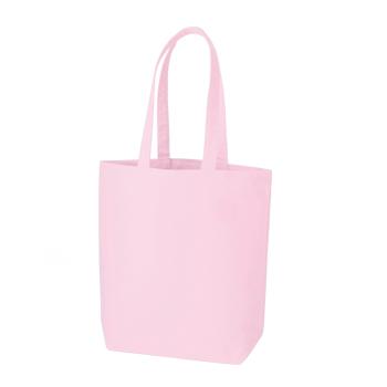 キャンバストート(M)のピンク