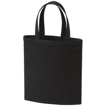 ライトキャンバスバッグ(M)のナイトブラック