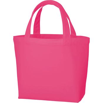 ポリキャンバストート(S)のピンク